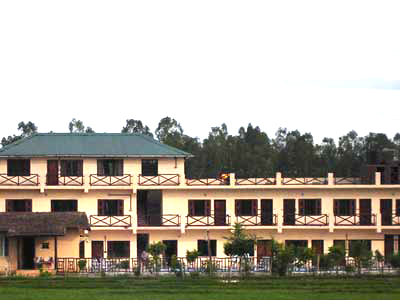 Ashoka Tiger Trail Resort,Corbett