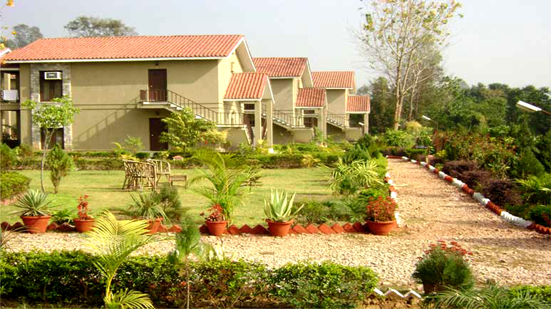 Corbett Tiger Den Resort