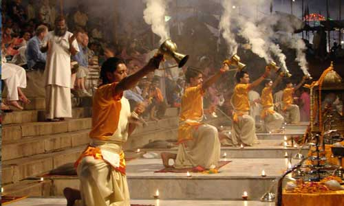Evening Ganges Aarti