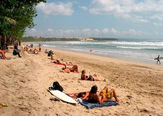 kuta Beach, Beach Tours Bali