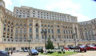 Parliament, Bucharest