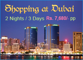 Dubai Shopping tour,Dubai Holiday Package
