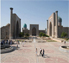Samarkand Registan Square