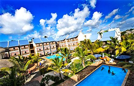Hotel Le Palmiste, Mauritius