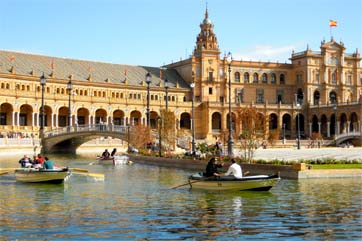 Seville Spain Holidays